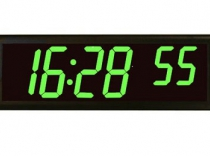 POE NTP Digital Clock