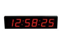 IRIG-B Time Clock Display